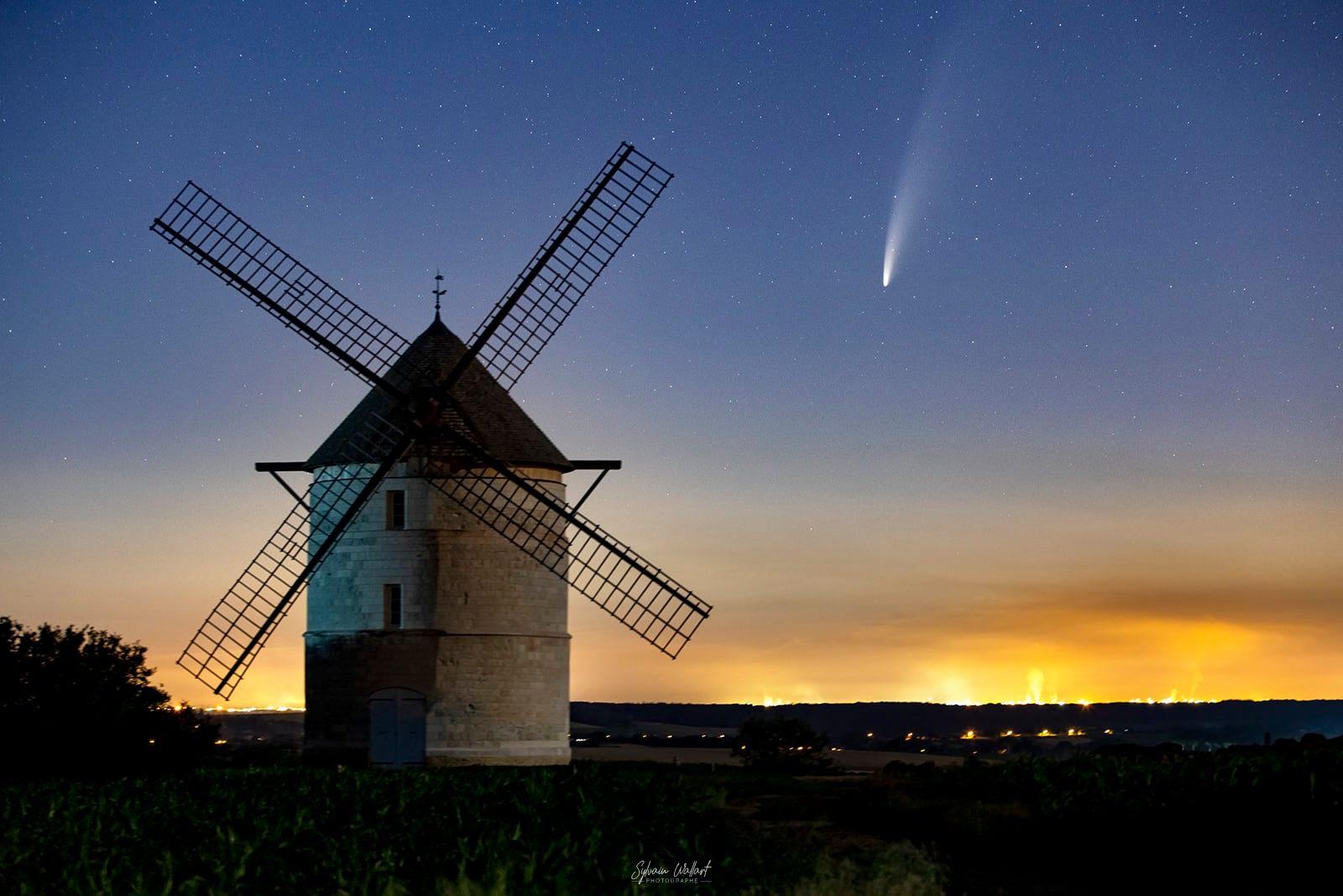Neowise et le moulin de Nortbécourt 107745749_3361128247272898_5086251819948183491_o