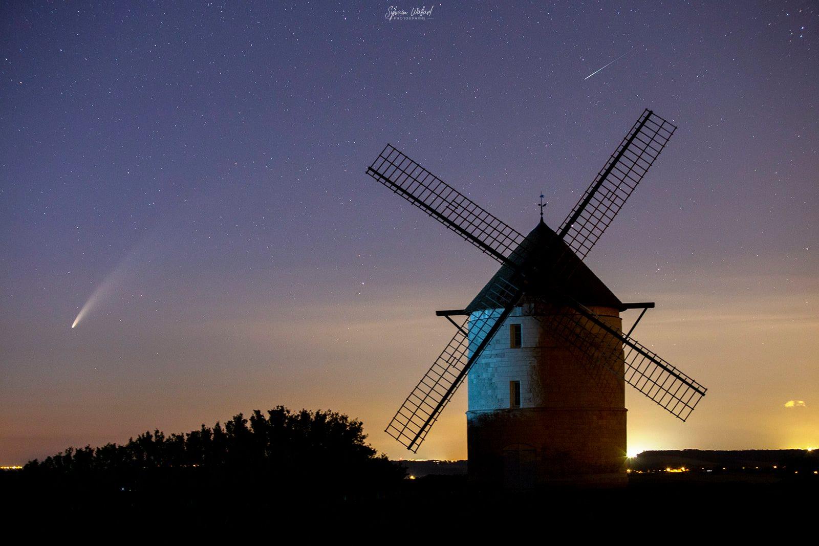 Neowise et le moulin de Nortbécourt 108183232_3361129650606091_1546333967119544038_o