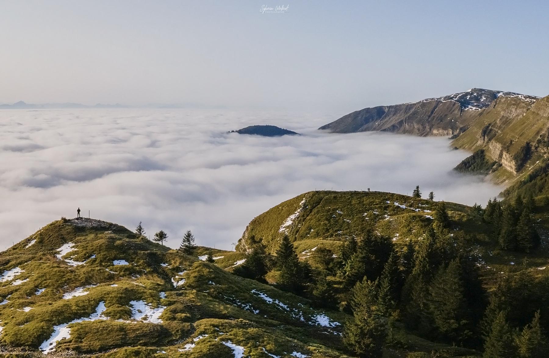 Le Jura, vidéo et photos du drone Pano_mer-de-nuage_2