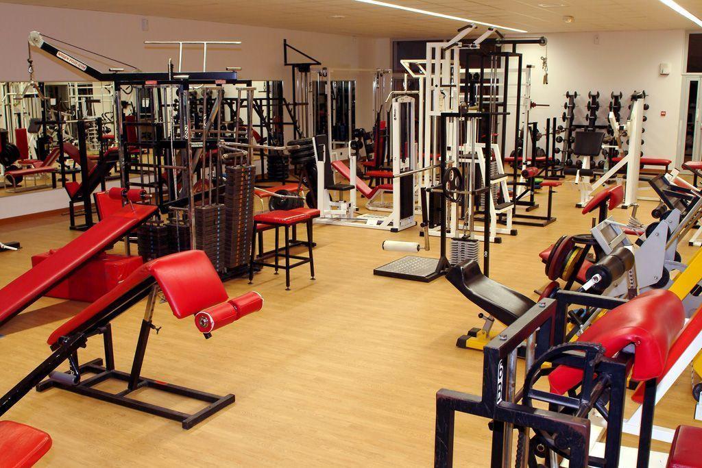 Salle de musculation Tdxhyhbv