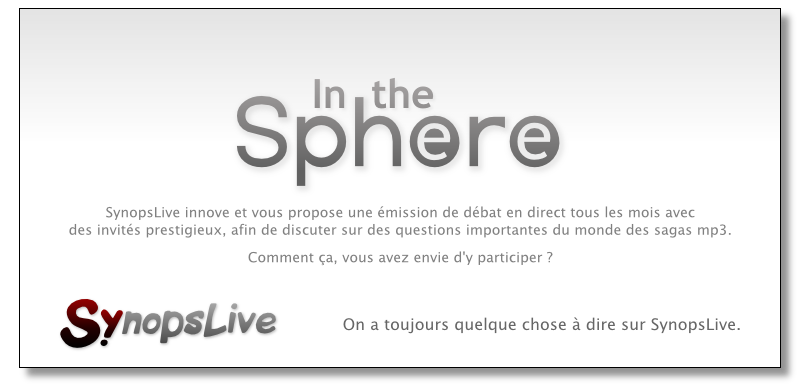 [Flood] Synopslive sous le flood ! InTheSphere-New-Encadre