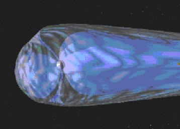 Atmosphère des planètes Magnetosphere