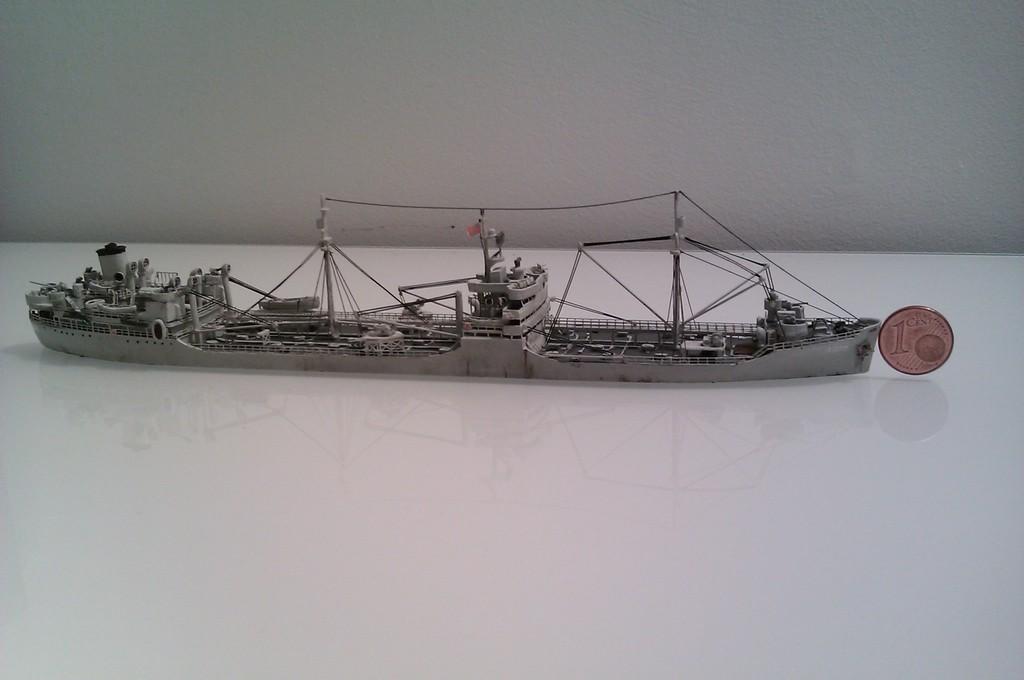 Pétrolier T2 - 1/700 - Loose cannon - Nesquik T2