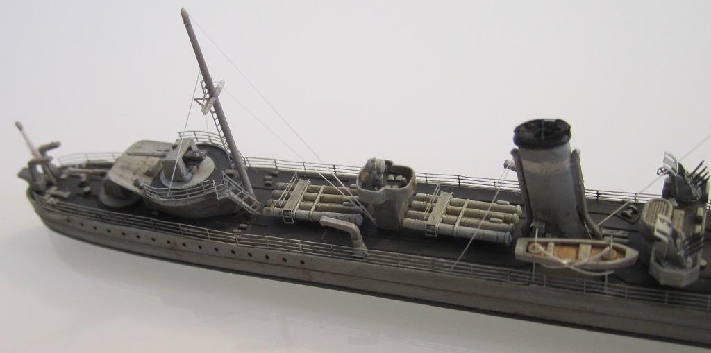 HMS Eclipse 1/700 Tamiya par Nesquik TypeE7