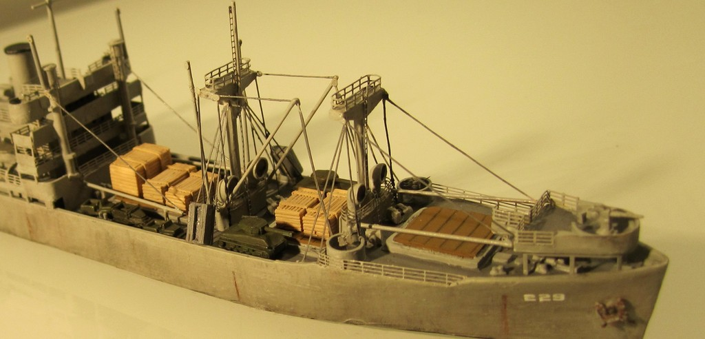 Victory Ship - Loose cannon- 1/700 par Nesquik Victory_ship_06