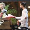 [Vie privée] 14.06.2014  Astro Burger  West Hollywood Los Angeles Etats-Unis Bill & Tom Kaulitz  8K8I24xG