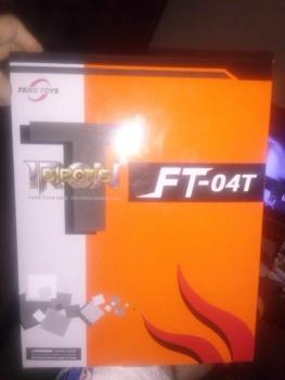 [Fanstoys] Produit Tiers - Dinobots - FT-04 Scoria, FT-05 Soar, FT-06 Sever, FT-07 Stomp, FT-08 Grinder - Page 6 F8F6Q2jN