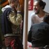 [Vie privée] 14.06.2014  Astro Burger  West Hollywood Los Angeles Etats-Unis Bill & Tom Kaulitz  KbjlF6Eb
