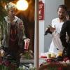 [Vie privée] 14.06.2014  Astro Burger  West Hollywood Los Angeles Etats-Unis Bill & Tom Kaulitz  VSNmYoG1
