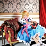 [Cosplay] Alice Margatroid (Ely) Zlx4T5ZK