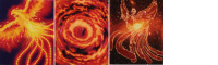 Phoenix Ikki - Virgo Shaka Effect Parts Set AbhMuA2P