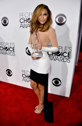 Naya Rivera - 40th Annual People's Choice Awards at Nokia Theatre L.A. 08-01-2014  39x updatet Abj2A9DB