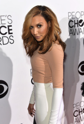 Naya Rivera - 40th Annual People's Choice Awards at Nokia Theatre L.A. 08-01-2014  39x updatet AbjrCdk6