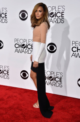 Naya Rivera - 40th Annual People's Choice Awards at Nokia Theatre L.A. 08-01-2014  39x updatet Abp4Azu8