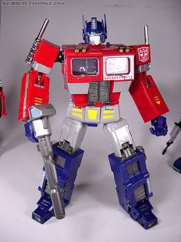 [Masterpiece Takara Tomy] MP-1 CONVOY (Optimus Prime) - Sortie 2003 AccagdkK
