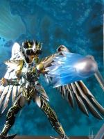 Pegasus Seiya - Sagittarius Aiolos Effect Parts Set Acdm52Gs