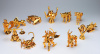 Gold Cloth Objects Set Acex5oPl
