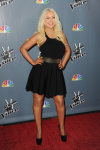 [Fotos+Videos] Christina Aguilera en la Premier de la 4ta Temporada de The Voice 2013 - Página 4 Acj277N8