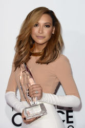 Naya Rivera - 40th Annual People's Choice Awards at Nokia Theatre L.A. 08-01-2014  39x updatet AckrBgEO