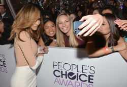 Naya Rivera - 40th Annual People's Choice Awards at Nokia Theatre L.A. 08-01-2014  39x updatet Acn9Tfvz