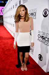 Naya Rivera - 40th Annual People's Choice Awards at Nokia Theatre L.A. 08-01-2014  39x updatet Acpp73ld