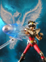 Pegasus Seiya - Sagittarius Aiolos Effect Parts Set AcsVVEVd