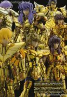 Sagittarius Aiolos Gold Cloth AcuEM900