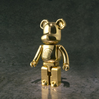 Chogokin BE@RBRICK Junikyu Gold Cloth ver. 200% Size AcyPQK1m