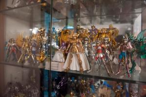 Leo Aiolia Gold Cloth ~Original Color Edition~ AdhBtlui