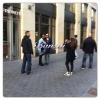 Bill & Tom avec fans à Berlin (Allemagne) - Septembre 2012 AdmCTBPK