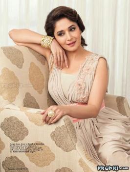 Madhuri Dixit-Nene personifies elegance in Hi! Blitzfun2sh Adp6qmHb