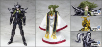 Pack Grand Pope Shion & Aries Shion Surplice Tamashii Nation 2008 AdtoIr6J