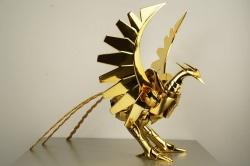 Phoenix Ikki Early Bronze Cloth ~Limited Gold Phoenix~ AdviGIue