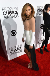 Naya Rivera - 40th Annual People's Choice Awards at Nokia Theatre L.A. 08-01-2014  39x updatet AdyLT0Wi