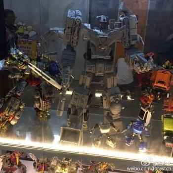 [Toyworld] Produit Tiers - Jouet TW-C Constructor aka Devastator/Dévastateur (Version vert G1 et jaune G2) Ey4VE2qD