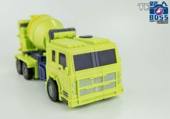 [Toyworld] Produit Tiers - Jouet TW-C Constructor aka Devastator/Dévastateur (Version vert G1 et jaune G2) - Page 4 KzbbpsD2