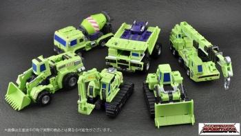 [Combiners Tiers] MAKETOYS GREEN GIANT 61 aka DEVASTATOR - Sortie Juillet 2012 SqYDtPNL