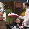 [Vie privée] 14.06.2014  Astro Burger  West Hollywood Los Angeles Etats-Unis Bill & Tom Kaulitz  UQeDVTTl