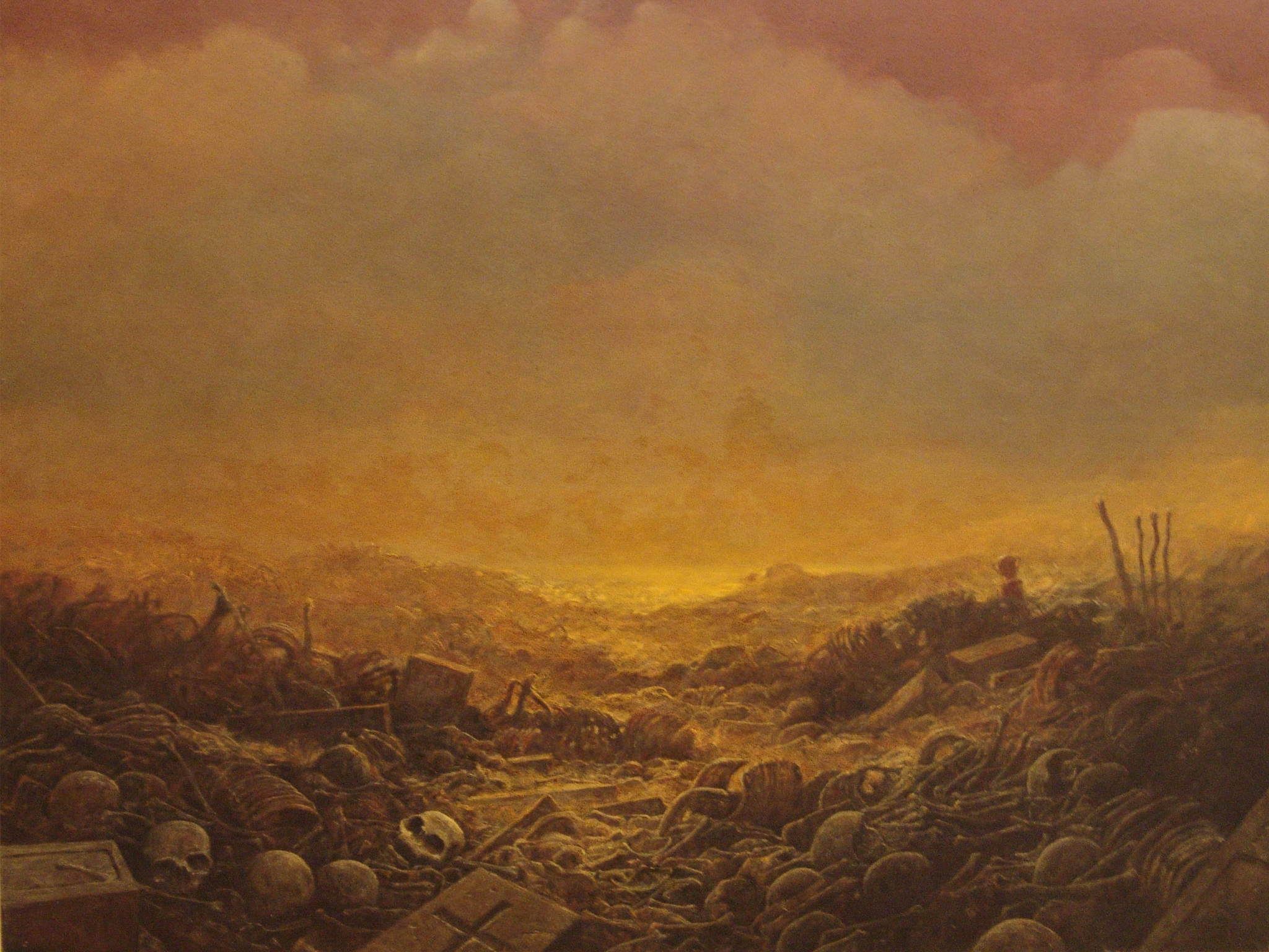 El arte gótico y oscuro de Zdzislaw Beksinski Zdzislaw_Beksinski_73_2048x1536