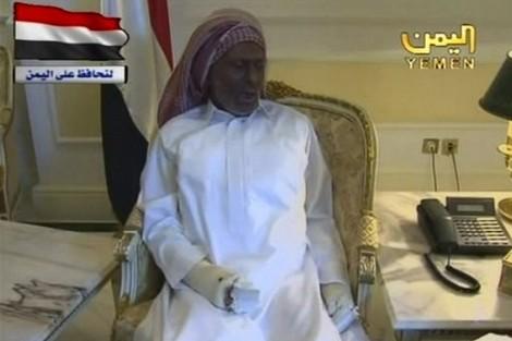 صالح يعود بشكل مفاجىء الى صنعاء Alisalehnewpic_616022618