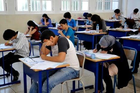 ضبط 1390 حالة غش في امتحانات الباكالوريا Bacc_387298332