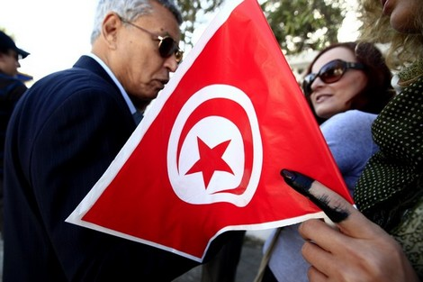 نسبة المشاركة في الانتخابات التونسية تقترب من 70% Electiontunisian_906599418
