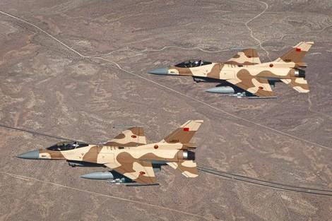 المملكة المغربية تعزز منظومتها الصاروخية بأحدث إنتاجات شركة رايثون الأمريكية F16morocco_957093055
