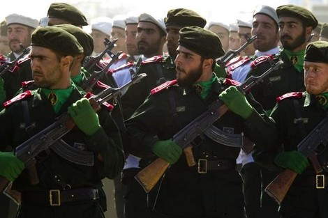 """Iran threatens to """"destroy"""" Israel if attacked Iranmilitary_504464778"""
