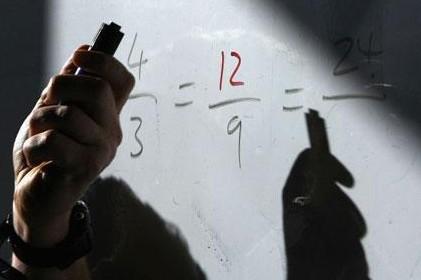 في أمريكا إهمال تدريس الرياضيات كليا Mathsusa_469497098