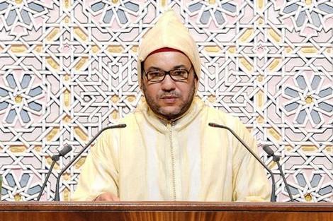 الخطاب الملكي في افتتاح دورة أكثوبر 2011 للبرلمان  MohamedVIparliment_708348675