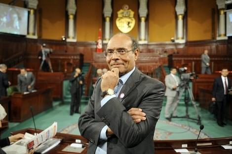 المنصف المرزوقي..من المعارضة والسجن والمنفى.. إلى رئاسة تونس Moncefmarzouki_492231783