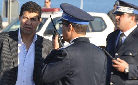 اعتقال محتجّ على غياب الكهرباء برفعه العلم الإسرائيليّ فوق منزله Police_Nador_891602021
