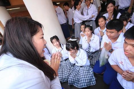 """16 يناير.. حين تتوقّف الدّراسة بتايلاند احتفالًا بـ""""يوم المُعلّم"""" Teaherthailand_328366222"""