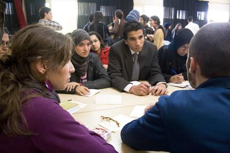 أزيد من 20 ألف طالب يلتحقون بجامعة محمد الخامس-السويسي بالرباط Universityagdaln_753775298
